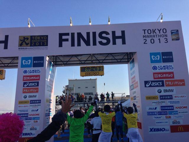 【総散歩距離2441km】2013年の東京散歩&マラソンまとめ