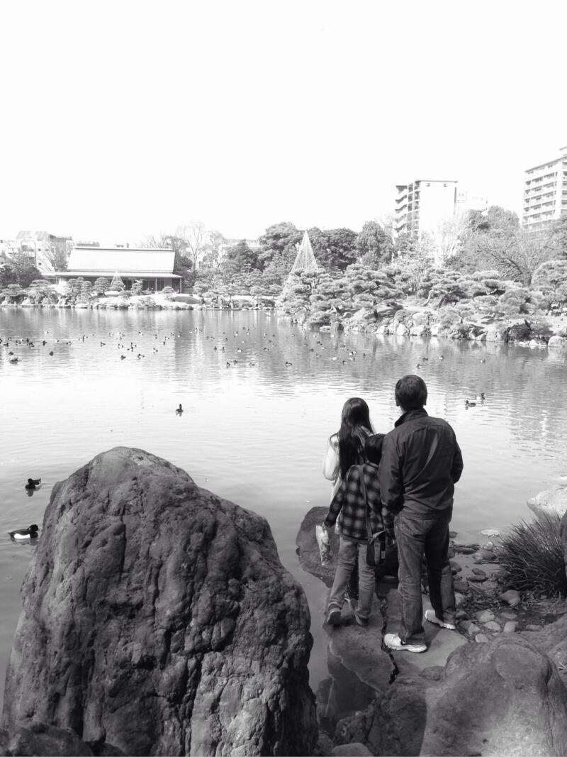 第三回 TOKYO iPhoneographers! フォトウォーク in 清澄庭園に参加!(週刊 東京散歩ぽ3/18)