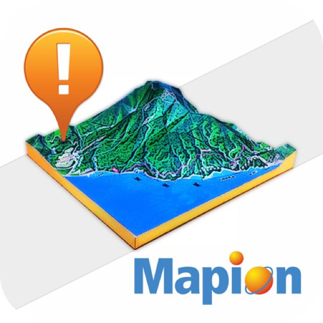 地図アプリ「マピオン」で電源の使えるお店と施設が検索できる新機能が追加