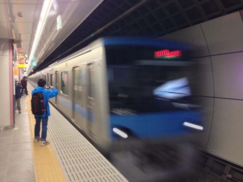 """I went to the Odakyu line """"new and old"""" Shimokitazawa Station on the day of undergroundization"""
