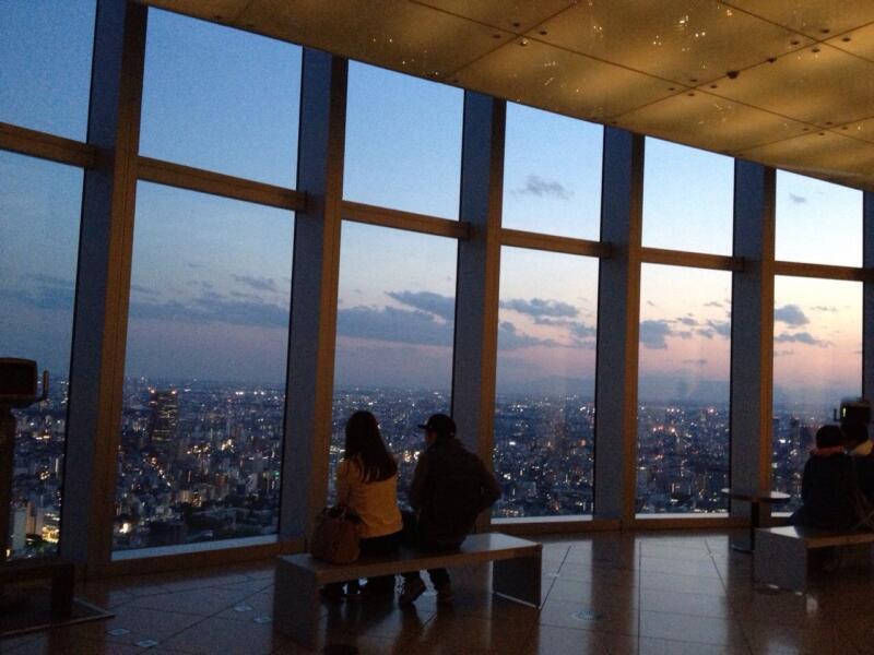 屋上スカイデッキが無料開放中!10周年の六本木ヒルズ東京シティビュー