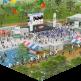 【リオ五輪パブリックビューイング】東京・東北で「東京2020ライブサイト in 2016」が開催