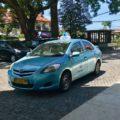 バリ島でタクシー乗るならブルーバードタクシーがおすすめ!アプリの便利な利用方法を解説 #バリさんぽ